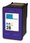 HP č.28 (C8728A) - kompatibilní